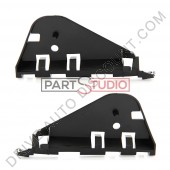 Kit supports de pare choc arrière latéraux d'origine, Peugeot 307 depuis 04/01