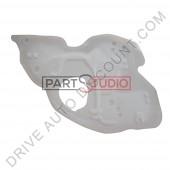 Plastique d'étanchéité porte arrière gauche d'origine conducteur, Peugeot 207 5 portes depuis 03/06