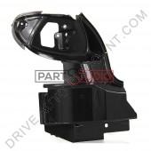 Tôle support de feu arrière côté conducteur d'origine pour Peugeot 206+ depuis 09