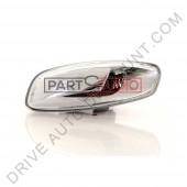Feu de rétroviseur avant gauche d'origine conducteur, Citroen C4 Picasso