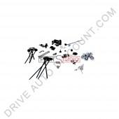 Kit d'agrafes pour portes Peugeot 508 SW depuis 01/11