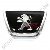 Embleme de pare chocs avant d'origine, Peugeot 308 CC depuis 04/11