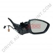 Rétroviseur droit d'origine électrique chauffant rétractable, Peugeot 208 depuis 04/12