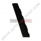 Enjoliveur arrière Noir Brillant de cadre glace porte avant droite d'origine, Peugeot 208 GTI XY 3 portes depuis 03/13