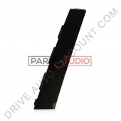 Enjoliveur Brillant Noir arrière de cadre glace porte avant gauche d'origine, Peugeot 208 3 portes depuis 04/12