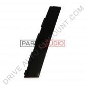 Enjoliveur arrière Noir Brillant de cadre glace porte avant gauche d'origine, Peugeot 208 GTI - XY 3 portes depuis 03/13