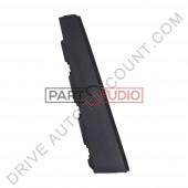 Enjoliveur d'origine Noir avant de cadre glace porte arrière droite, Peugeot 208 5 Portes depuis 04/12