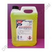 Bidon liquide de refroidissement Unil Opal Polyfreeze -25 c - 5 litres