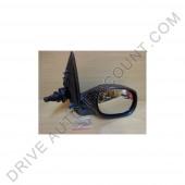 Rétroviseur à cables droit côté passager pour Peugeot 206
