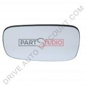 Glace de rétroviseur droit d'origine passager, Renault Megane 2 II CC de 09/03 à 04/10