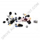 Kit d'agrafes pour hayon d'origine, Renault Scenic 3 III de 04/09 à 01/12