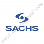 Kit d'embrayage 3 pièces - Sachs Peugeot 206 2.0 HDI 90 cv avant 06/08