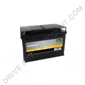 Batterie 72 Ah 640 A/EN dimensions 270 x 175 x 190 mm