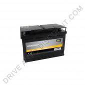 Batterie 72 Ah 640 A/EN dimensions 270 x 175 x 190 mm