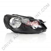 Optique - phare feu avant droit DRL passager - Volkswagen Golf 6 VI de 11/08 à 11/12