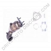 Catalyseur Opel Zafira - 1.9 16V MPV de 05/06 à 08/11 Code Moteur Z19DTH